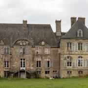 chateau de Réville