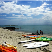 plage de jonville location kayak