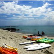plage de jonville location kayak
